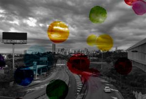 La autopista de los tintes